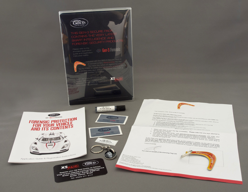 PAINTSEAL EUROPE (PSE) LAUNCH GEN-3 SECURE PACK
